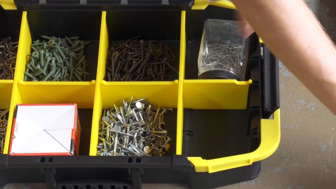 STANLEY® Click N' Connect™ Tool Box | STANLEY® Tools