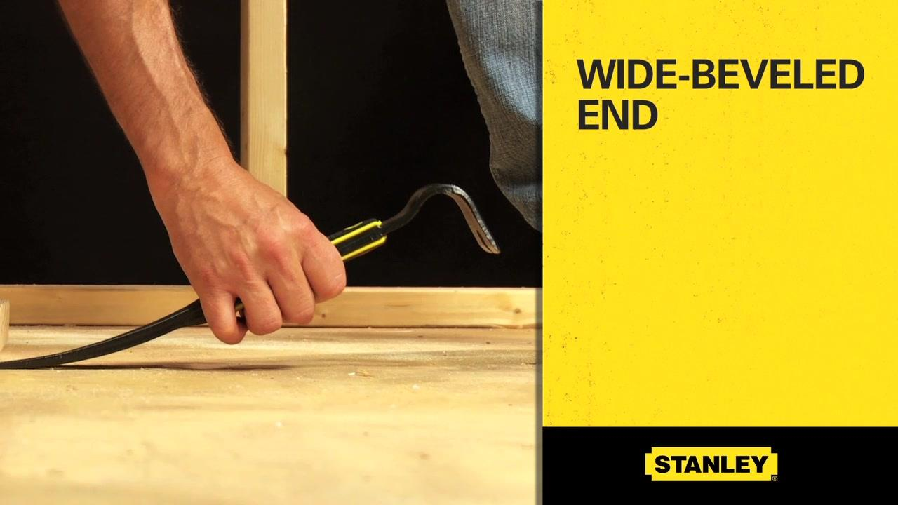 STANLEY® Fubar™ Demolition Bar | STANLEY® Tools