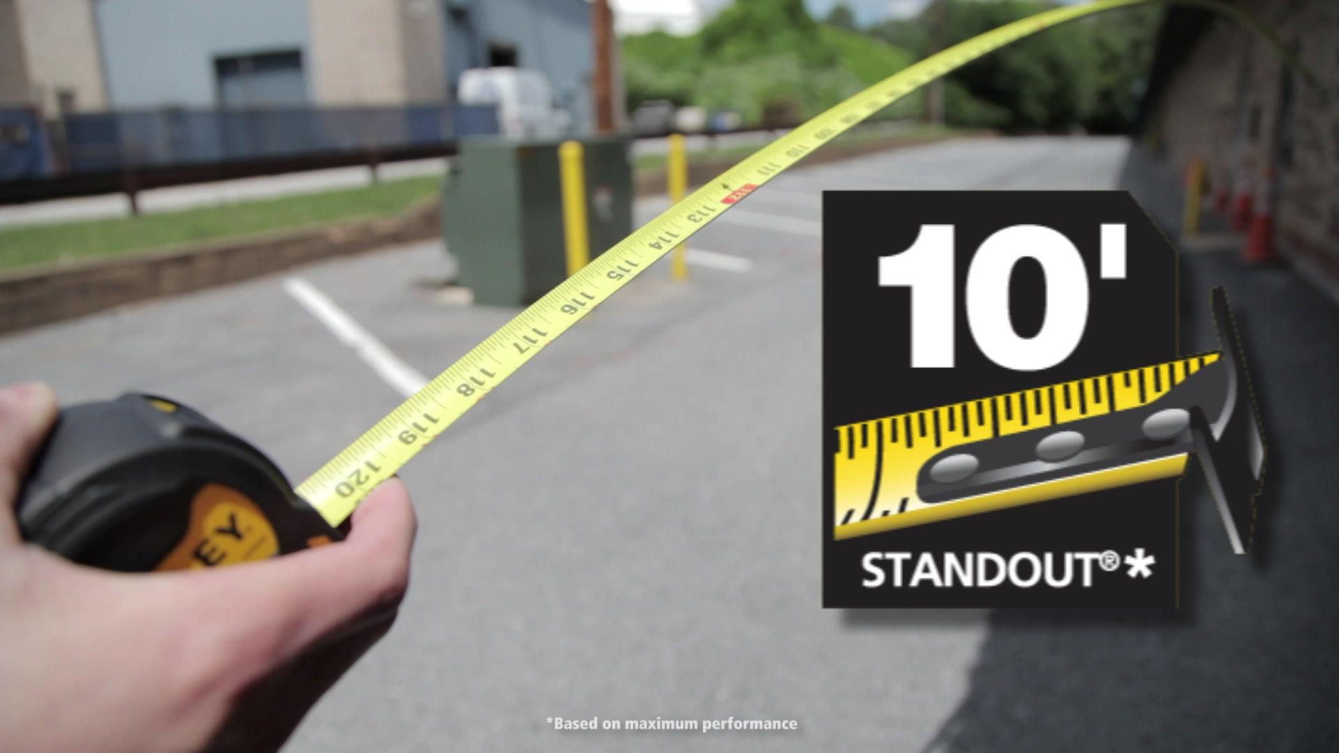 STANLEY® Tape Rules | STANLEY® Tools