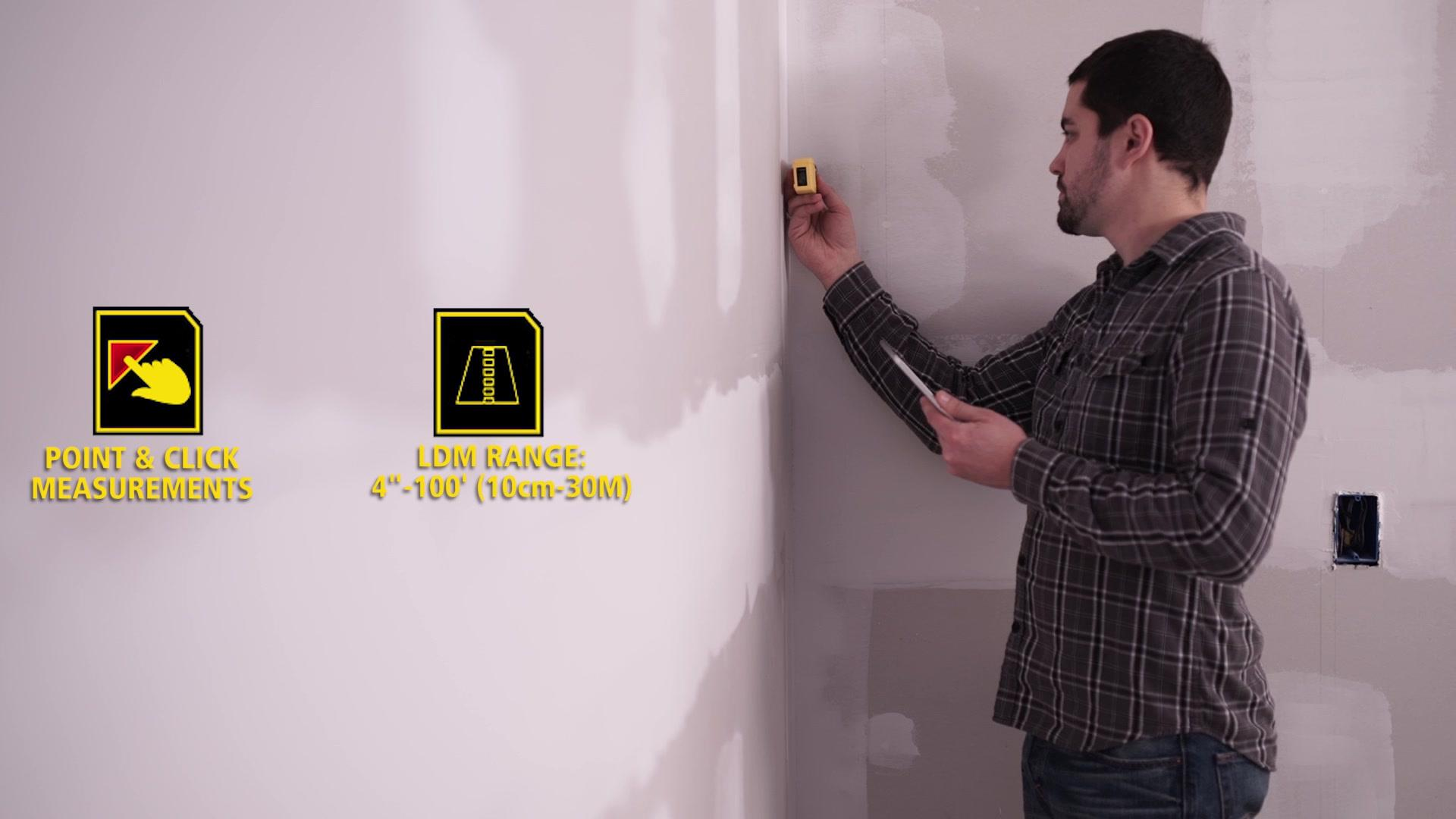 Stanley Tlm99s And Stanley Floor Plan App Stanley Tools