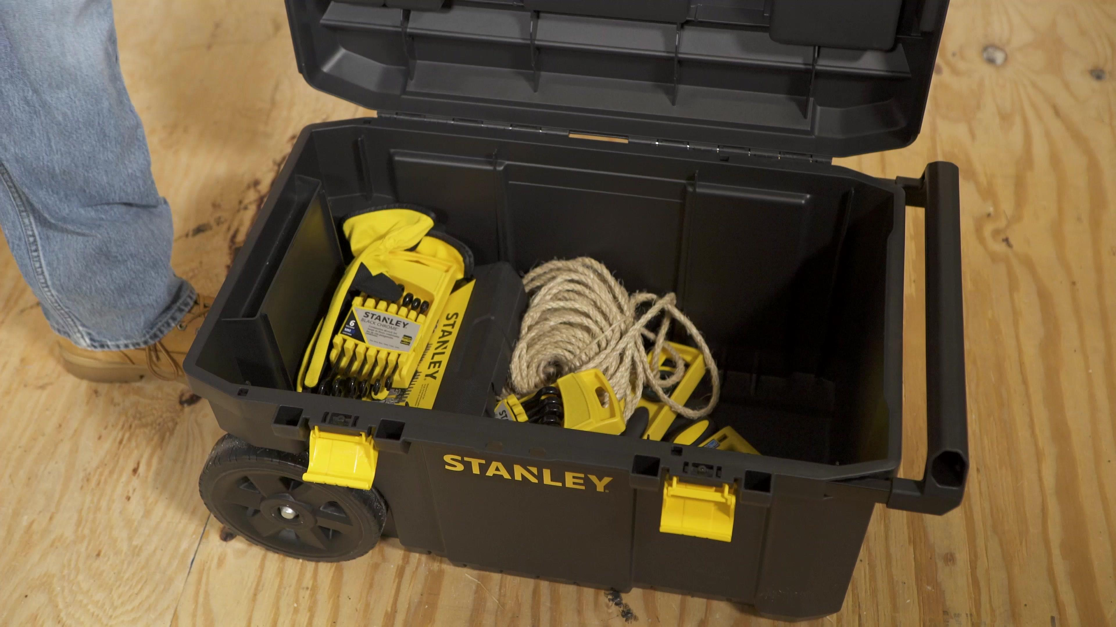 Essential™ Storage Chests | STANLEY