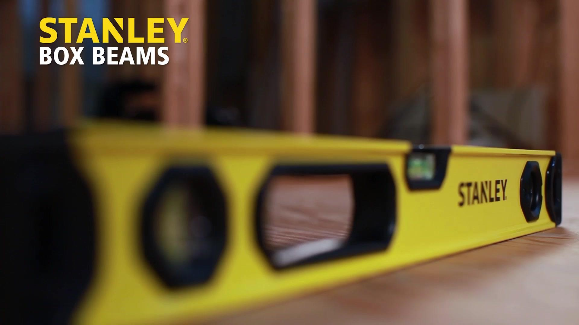 STANLEY® FATMAX® Box Beam Levels | STANLEY® Tools