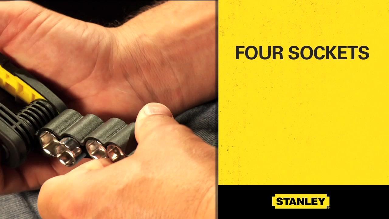 STANLEY® 14-in-1 Multi-Tool | STANLEY® Tools