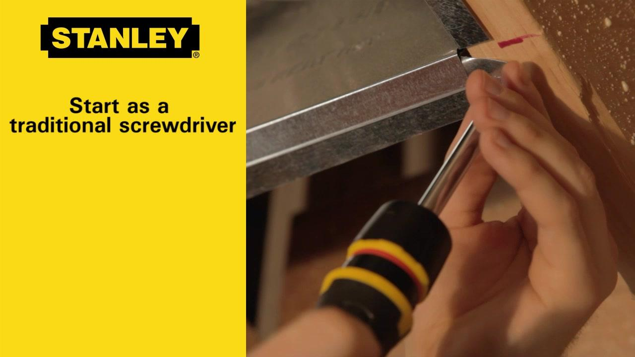 STANLEY® Hi-Speed™ Screwdriver | STANLEY® Tools