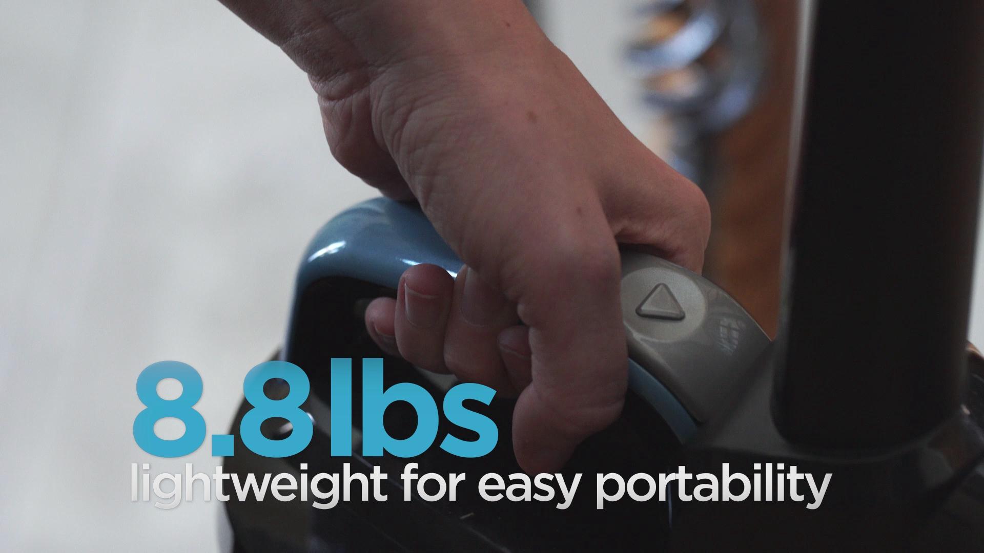 BLACK+DECKER: AIRSWIVEL™ Ultra-Lightweight Vacuum