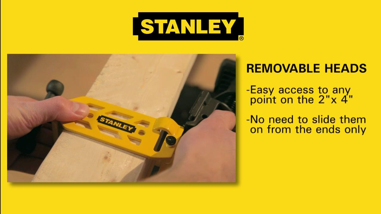 "STANLEY® 2""x4"" Clamp 
